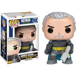 Armored Batman (Unmasked) POP! Heroes Figur (#113)
