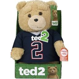 Ted: Ted 2 Talende Bamse i T-Shirt 28 cm