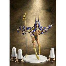 Fate series: Fate/Grand Order PVC Statue 1/7 Caster/Nitocris Limited Edition 27 cm