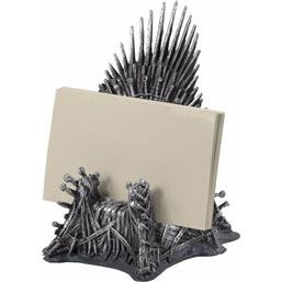 Game Of Thrones: Game of Thrones Business Card Holder Iron Throne 11 cm