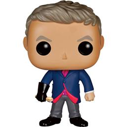 Doctor Who: Doctor Who 12th POP! Vinyl Figur med Ske (#238)
