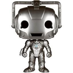 Doctor Who: Doctor Who Cyberman POP! Vinyl Figur (#224)