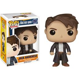Doctor Who Jack Harkness POP! Vinyl Figur (#297)