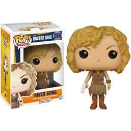 Doctor Who: Doctor Who River Song POP! Vinyl Figur (#296)
