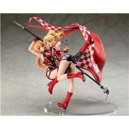 Fate/...: Jeanne d'Arc & Mordred Type-Moon Racing PVC Statue 1/7 27 cm