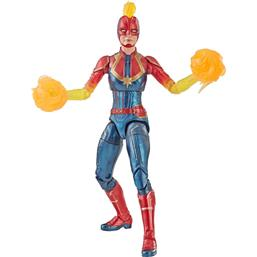 Captain Marvel: Captain Marvel Marvel Legends Series Action Figure 2019 Captain Marvel (Binary Form) 15 cm