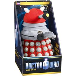 Doctor Who: Doctor Who Red Dalek Plysfigur 23 cm