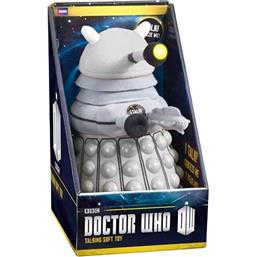 Doctor Who: Doctor Who White Dalek Plysfigur 38 cm