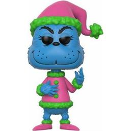 Grinch in Santa Outfit POP! Books Vinyl Figur (#12) - CHASE
