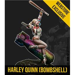 Batman: Miniature Game Harley Quinn Bombshell *English Version*