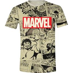Marvel Comics Panels T-Shirt