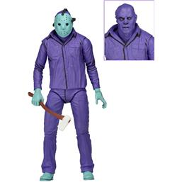 Friday The 13th: Jason Voorhees Action Figur (Classic Video Game Appearance) SDCC 2013 Exclusive