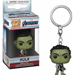 Hulk Pocket POP! Vinyl Nøglering