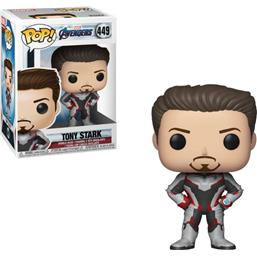 Tony Stark POP! Movies Vinyl Figur (#449)