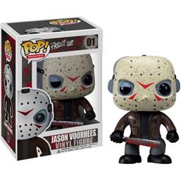 Friday The 13th: Jason Voorhees POP! Movies Vinyl Figur (#01)