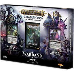 Warhammer: Age of Sigmar Champions Warband Collectors Pack Series 2 english