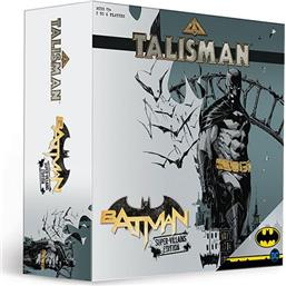 Batman Board Game Talisman: Super-Villains Edition *English Version*