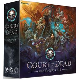 Court of the Dead: Court of the Dead Tabletop Game Mourners Call *English Version*