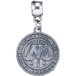 Harry Potter Ministry of Magic Charm (sølv belagt)