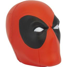 Deadpool Anti-Stress Hoved