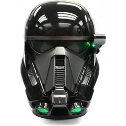 Star Wars: Star Wars Rogue One Bluetooth Speaker 1/1 Death Trooper Helmet 29 cm