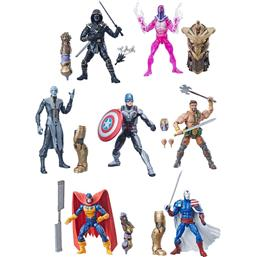 Marvel Legends Series Action Figures 15 cm Avengers 2019 Wave 1 7+1 pack