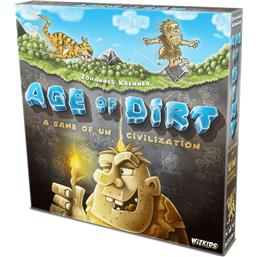 Diverse: Age of Dirt: A Game of Uncivilization Board Game *English Version*