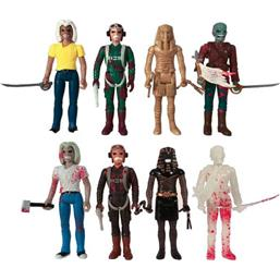 Iron Maiden Blind Box Display ReAction Action Figures 10 cm