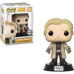Tobias Beckett med Briller POP! Vinyl Bobble-Head (#250)