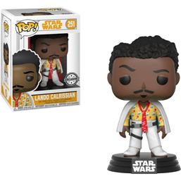 Lando Calrissian POP! Vinyl Bobble-Head (#251)