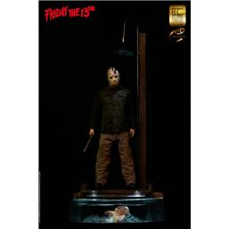 Jason Voorhees Dark Reflection Maquette 1/3 115 cm