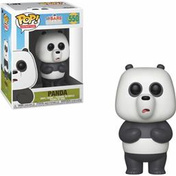 We Bare Bears: Panda POP! Animation Vinyl Figur (#550)