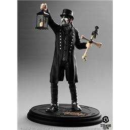 Mercyful Fate: Mercyful Fate Rock Iconz Statue 1/9 King Diamond 20 cm