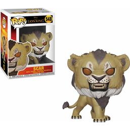 Scar POP! Disney Vinyl Figur (#548)