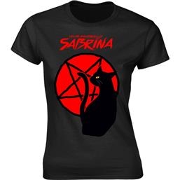 Chilling Adventures of Sabrina: Salem Pentagram T-Shirt (damemodel)
