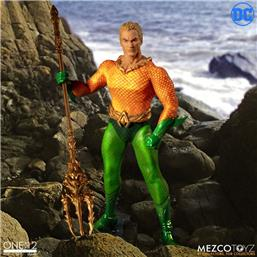 Aquaman One:12 Action Figure 1/12 17 cm