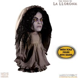 Curse of La Llorona: La Llorona Mega Scale Talking Action Figure 38 cm