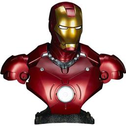 Iron Man Mark III Bust 1/1 68 cm