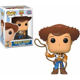 Woody POP! Disney Vinyl Figur (#522)