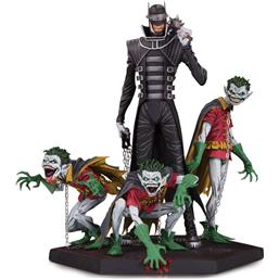 Batman Who Laughs & Robin Minions 21 cm
