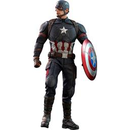 Captain America Movie Masterpiece Action Figure 1/6 31 cm