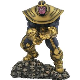 Thanos Marvel Comic Gallery PVC Diorama 23 cm