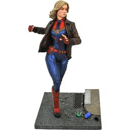 Captain Marvel: Captain Marvel Movie Premier Collection Statue 28 cm