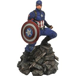 Captain America Movie Premier Collection Statue 30 cm