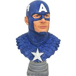 Captain America Marvel Comics Legends 3D Bust 1/2 25 cm