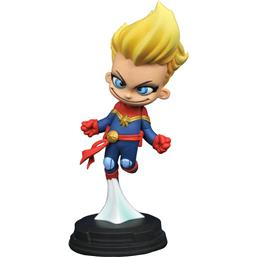 Captain Marvel: Captain Marvel Statue 10 cm