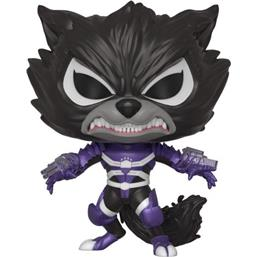 Venomized Rocket Raccoon POP! Marvel Vinyl Figur