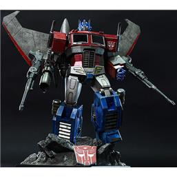 Transformers: Optimus Prime Action Figur (Starscream Version)