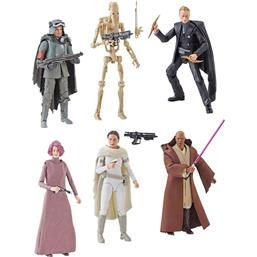 Star Wars Black Series 2019 Wave 1 Action Figures 15 cm