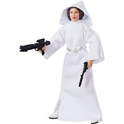 Leia Organa 40th Anniversary Black Series Action Figure 15 cm